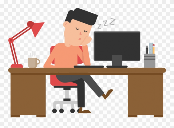 Woman sleeping at desk clipart free clipart woman sleeping at desk | www.thelockinmovie.com free