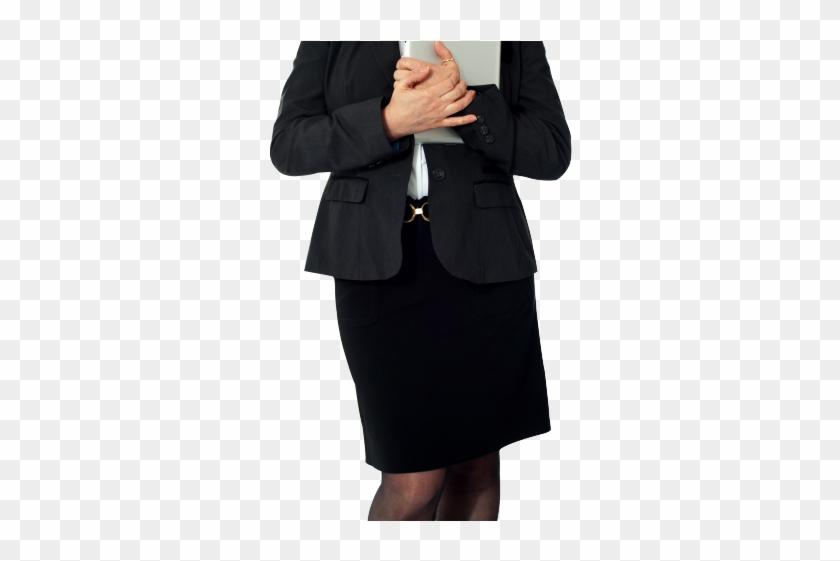 Woman suit clipart