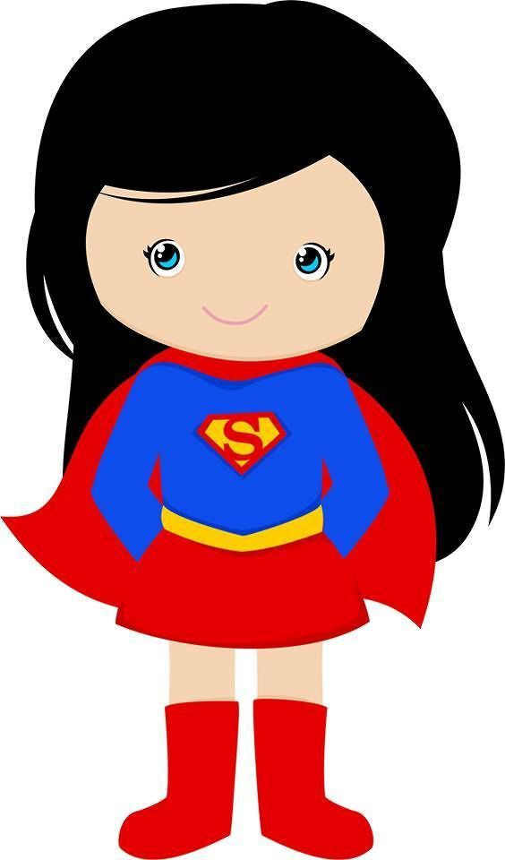 Woman superheros clipart image free stock Girl Superheroes Clipart | Free download best Girl ... image free stock