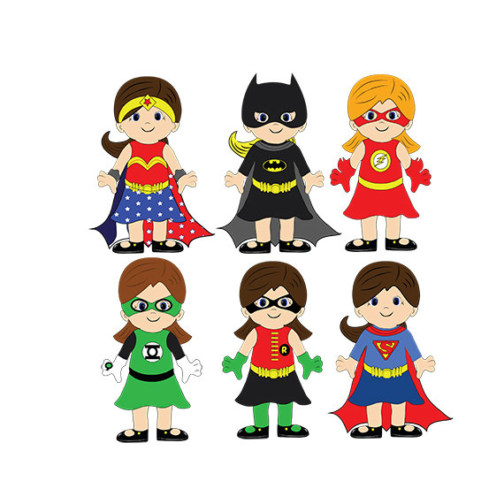 Woman superheros clipart clip transparent stock Free Superhero Girl Cliparts, Download Free Clip Art, Free ... clip transparent stock