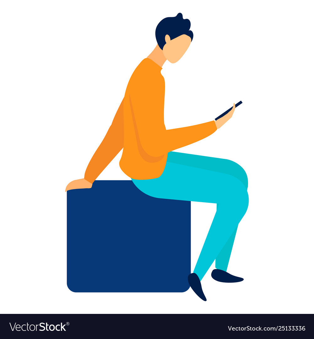 Woman using smartphone clipart svg free stock Woman using smartphone flat svg free stock