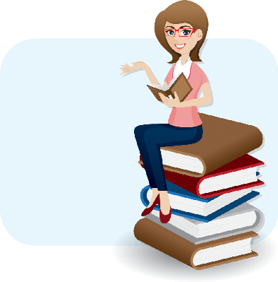 Woman with books clipart picture freeuse Woman with books clipart - ClipartFest picture freeuse