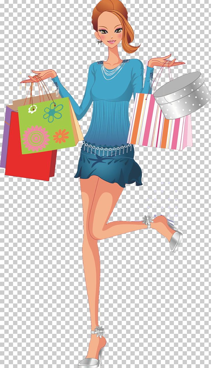 Shopping Girl Woman Flyer PNG, Clipart, Bag, Beauty ... png freeuse library
