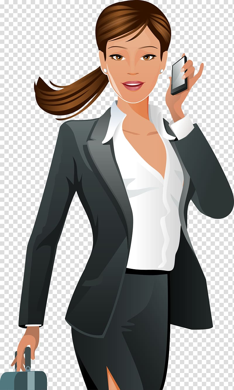Woman with phone clipart image free library Woman holding mobile phone , Woman Illustration, Women in ... image free library