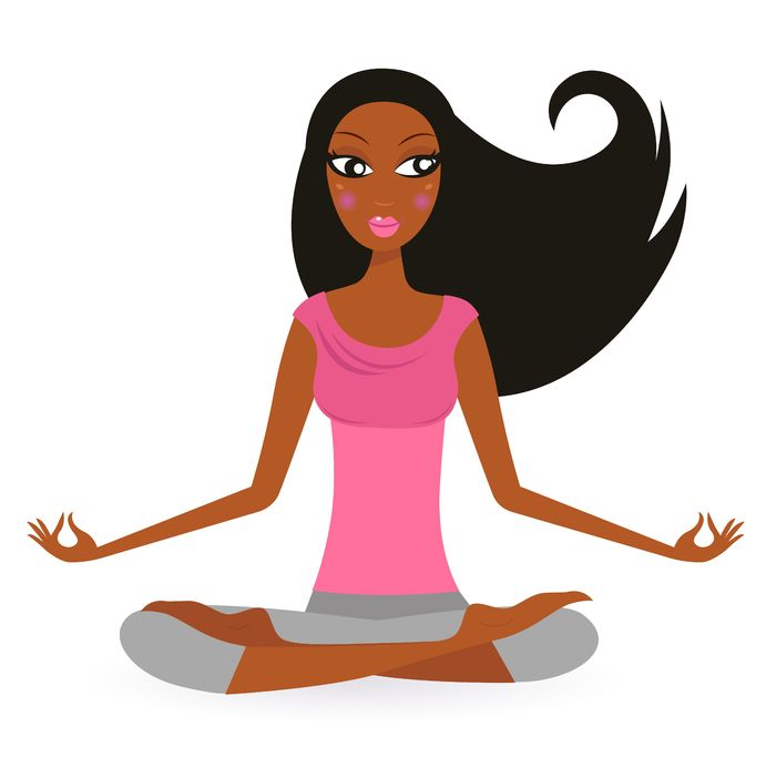 Woman yoga clipart free png free stock Yoga Girl Clipart | Free download best Yoga Girl Clipart on ... png free stock