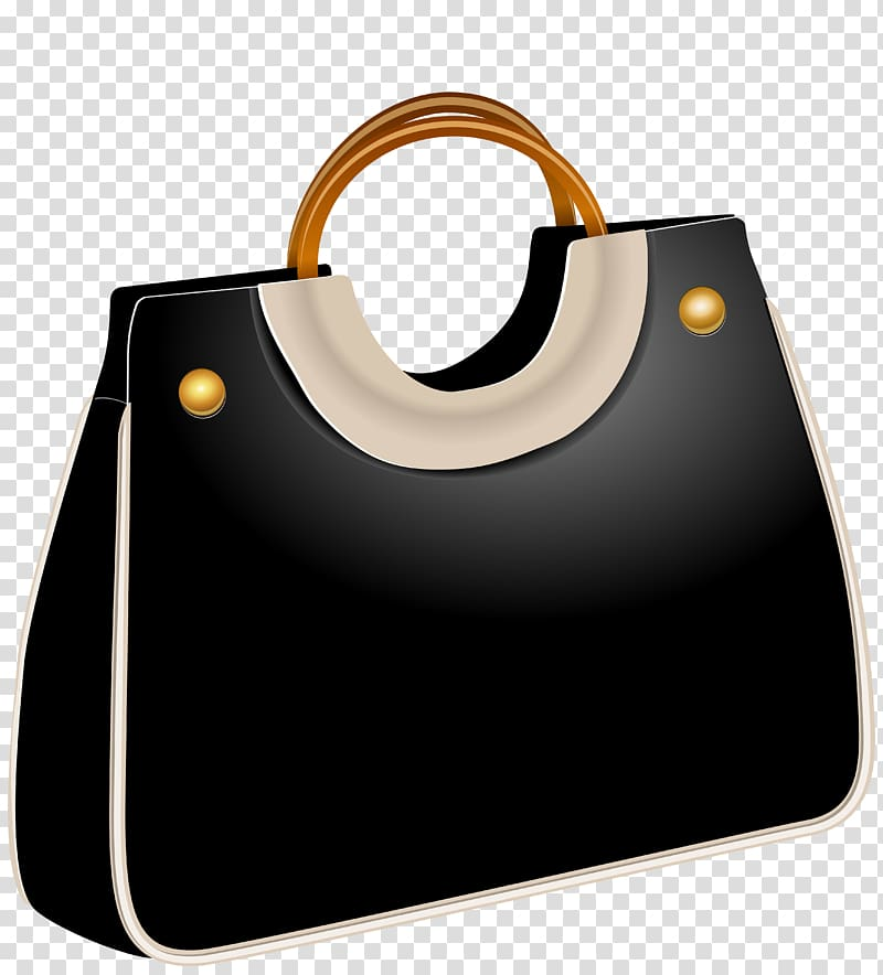 Womans tote clipart black and white clipart royalty free stock Handbag Tote bag , women bag transparent background PNG ... clipart royalty free stock