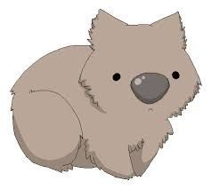Wombat pictures clipart clip free Cute wombat clipart 2 » Clipart Portal clip free