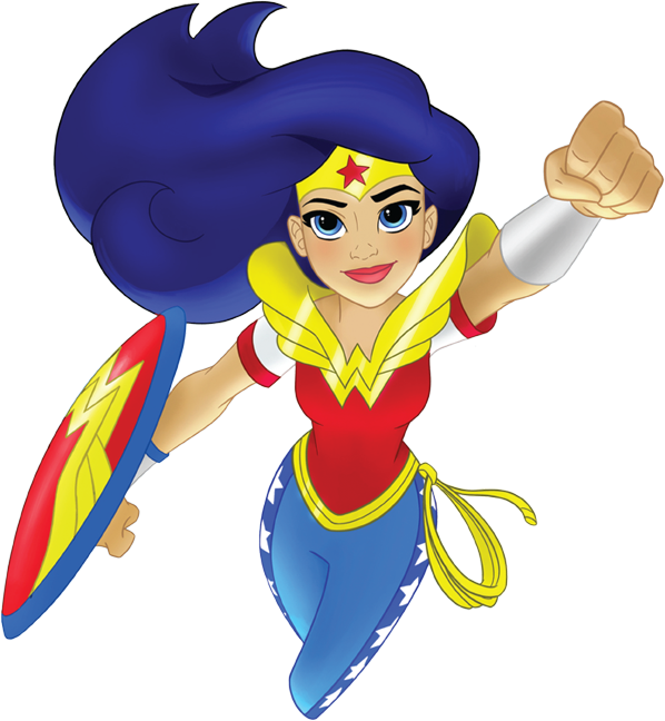 Women cape clipart flying clip art black and white stock Wonder Woman (G1) | DC Super Hero Girls Wikia | FANDOM ... clip art black and white stock