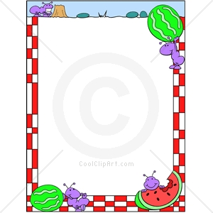 Women clipart border free vector black and white download Fancy Borders For Word Documents Clipart | Free download ... vector black and white download
