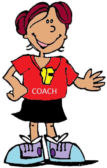 Women coach clipart picture library stock Netball in East Midlands on Twitter: \