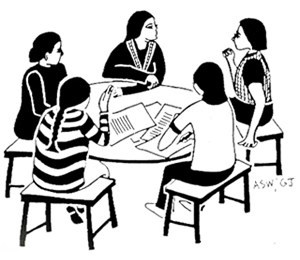 Women committee member clipart clipart black and white library committee.women - Our Stories Untold clipart black and white library