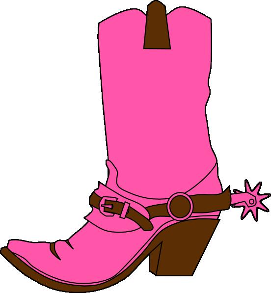 Women cowboy boot clipart svg Boot Clipart - Clip Art Library svg