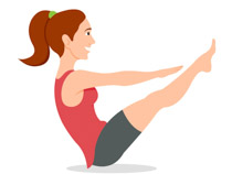 Women fitness clipart clipart stock Free Fitness and Exercise Clipart - Clip Art Pictures ... clipart stock