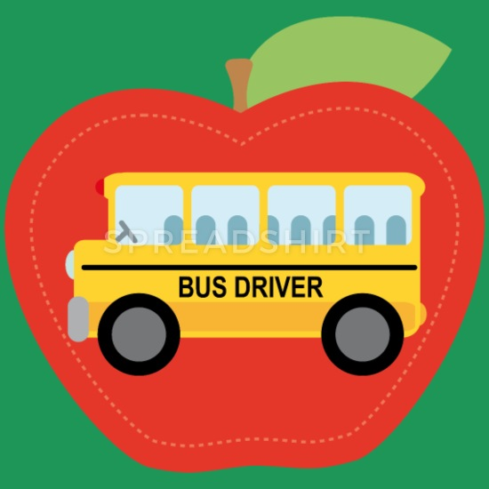 Women getting on bus clipart clip free stock Bus Driver School Bus Women\'s Premium T-Shirt | Spreadshirt clip free stock