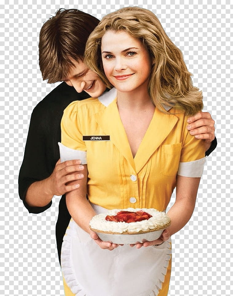 Women holding pie clipart png black and white stock Waitress, man hugging on woman holding pie transparent ... png black and white stock