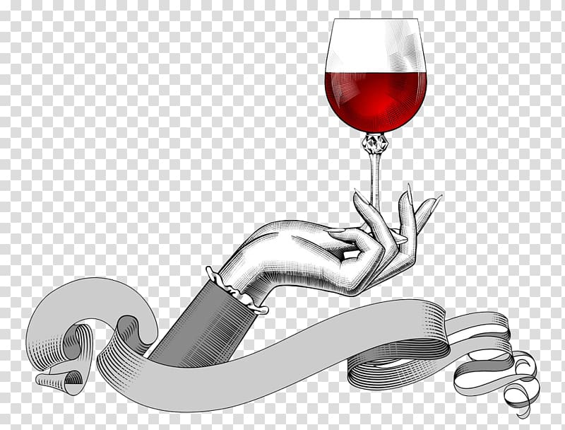 Women holding wine clipart jpg freeuse download Person holding wine glasses filled with red wine sketch, Red ... jpg freeuse download