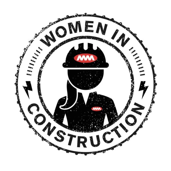 Women hvac technicians clipart black and white Women in Construction Week 2019 | MacDonald-Miller black and white