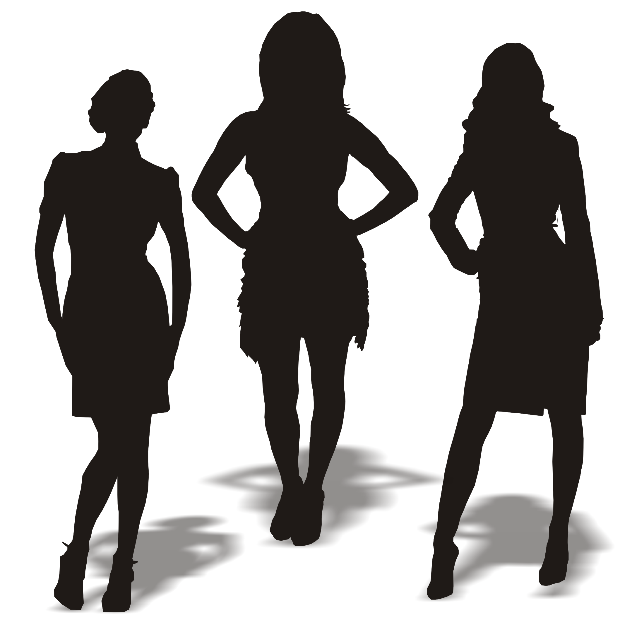 Women in leadership clipart png stock Free Images Of Business Women, Download Free Clip Art, Free ... png stock