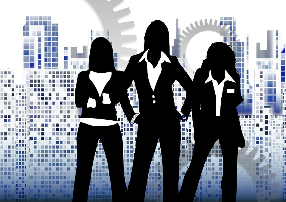 Women leaders clipart vector freeuse Pioneers And Icons: Women Who Blazed A Trail In Business ... vector freeuse