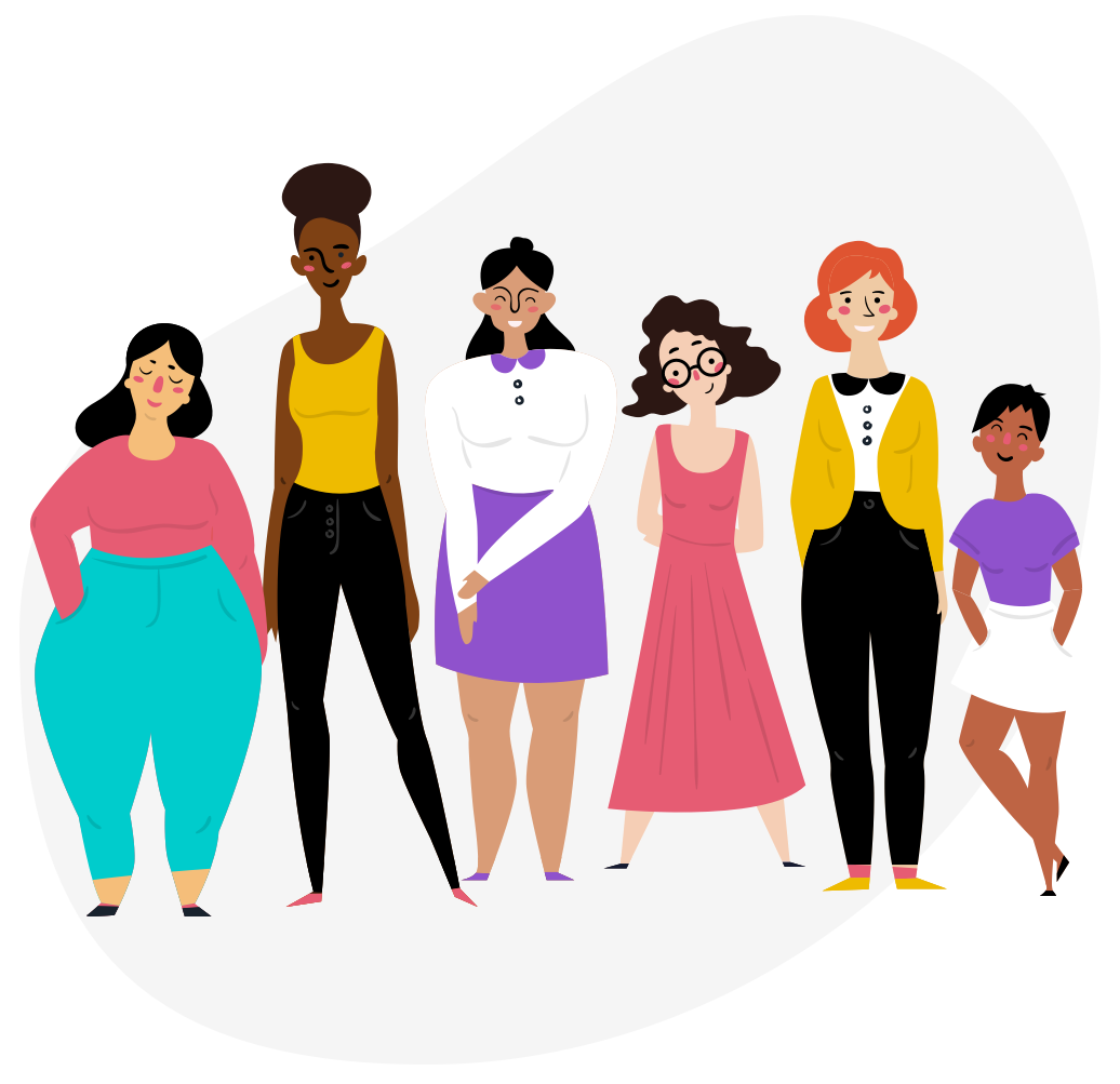Women leaders clipart graphic download InHerSight | Company Reviews, Jobs, Careers, For Women graphic download
