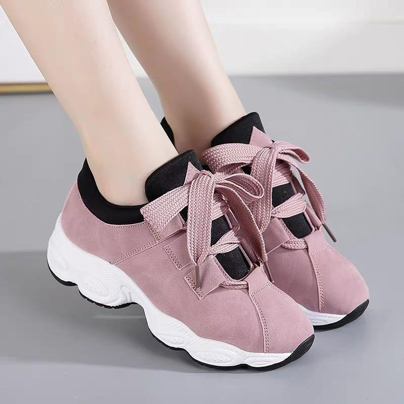 Women legs clipart sneakers jpg library stock QQS 2019 Korean version of the new breathable wild running casual shoes jpg library stock