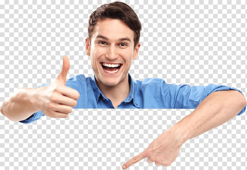 Women pointing an men clipart picture transparent Man wearing blue button-up top pointing, Thumb signal Man ... picture transparent