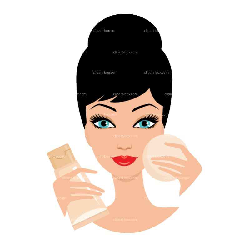 Women put on makeup clipart picture royalty free stock Free Doing Makeup Cliparts, Download Free Clip Art, Free ... picture royalty free stock