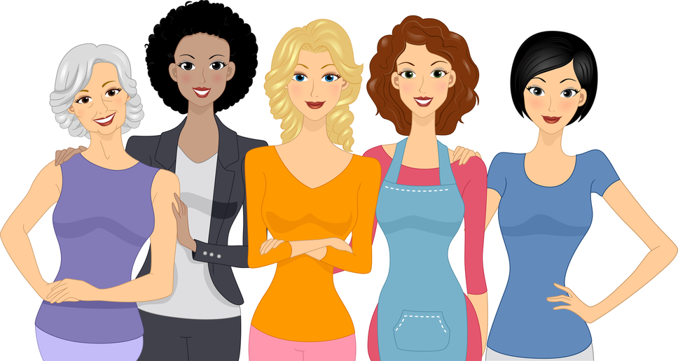 Women s expo clipart clipart black and white download Woman\'s Expo — Starrlight Mead clipart black and white download