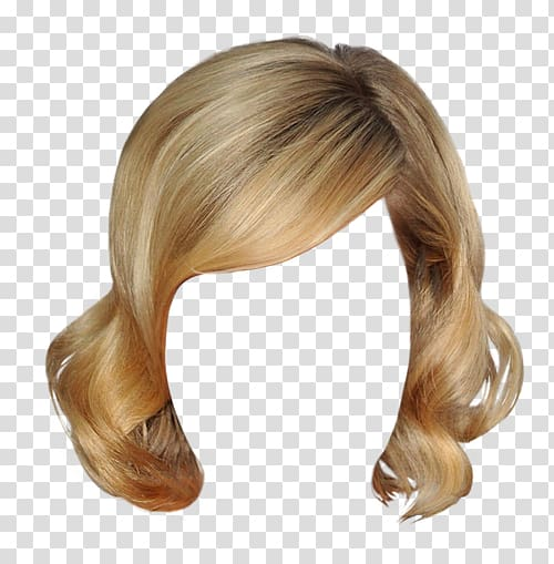 Women s hairstyles clipart svg library library Women\'s blonde hair, Hairstyle New Hair Style Hairdreser ... svg library library
