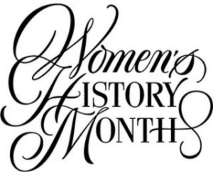Women s history month 2019 clipart picture black and white download Happy Women\'s History Month !!! – wandasncredible the blog picture black and white download