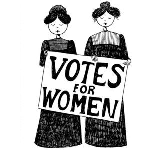 Women s suffrage clipart clipart library download Image result for suffragette clipart | chefsache | Feminist ... clipart library download
