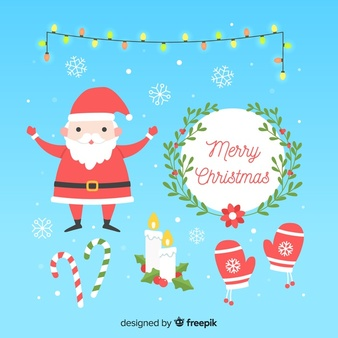 Women s network christmas funny clipart png royalty free library Santa Claus Vectors, Photos and PSD files | Free Download png royalty free library