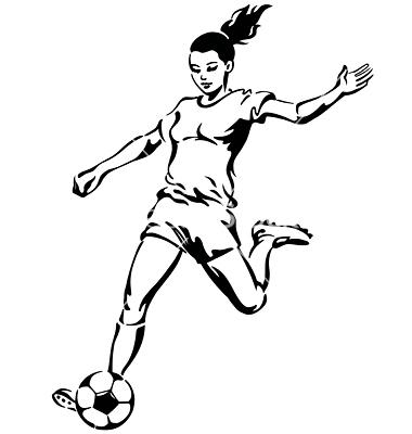 Women s soccer clipart clip art royalty free download Free Girls Soccer Cliparts, Download Free Clip Art, Free ... clip art royalty free download