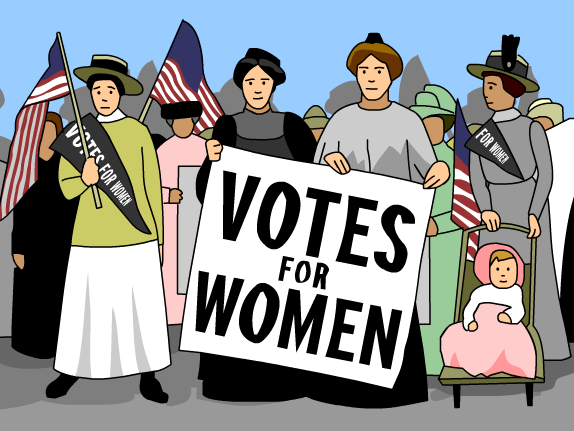 Women s suffrage clipart image free Woman suffrage clipart - Clip Art Library image free