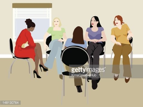 Women s support group clipart vector stock Woman`s Support Group premium clipart - ClipartLogo.com vector stock