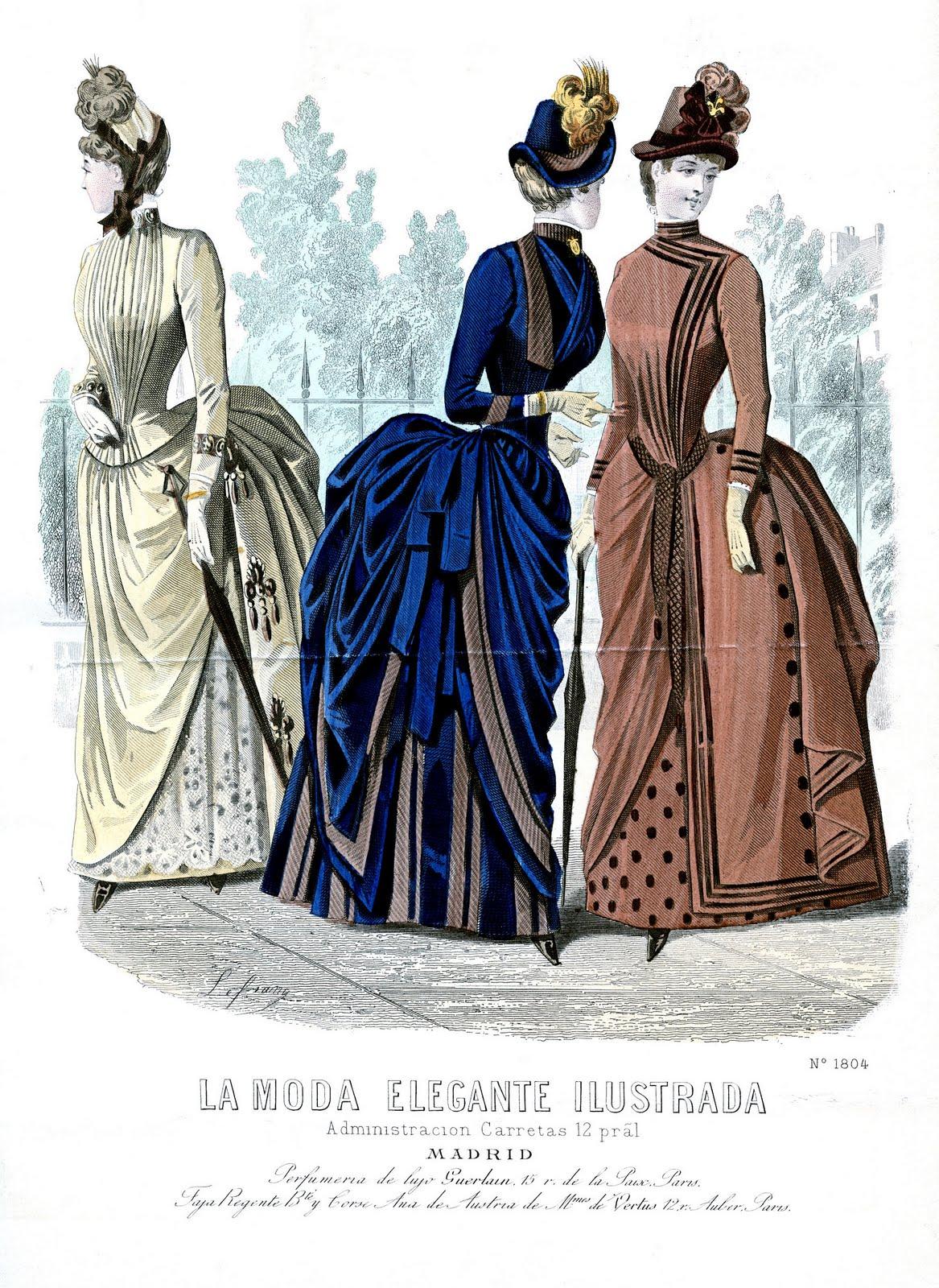 Women victorian glove clipart jpg royalty free download Victorian Clip Art - Ladies Fashion Print - The Graphics Fairy jpg royalty free download