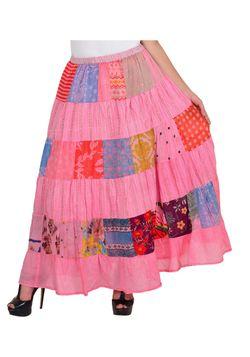 Women wearing chiffon skirts clipart clip art Skirts, Online Skirts Shopping India   Voonik clip art