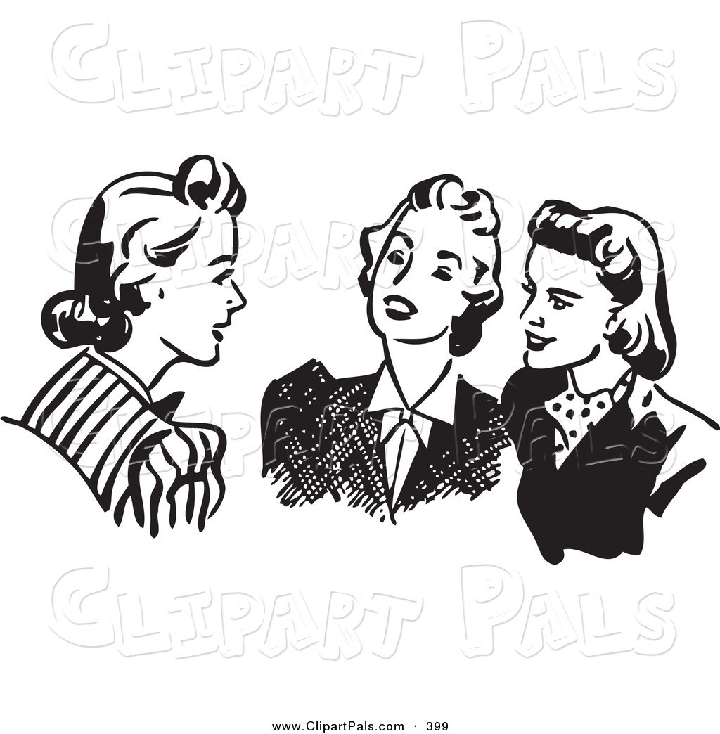 Womenblack and white clipart clipart Women black and white clipart 7 » Clipart Portal clipart
