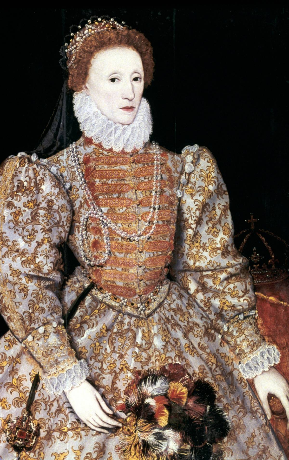 Womens clothing elizabethan era clipart image free Oddly Astonishing Examples of Clothing in the Elizabethan Era image free