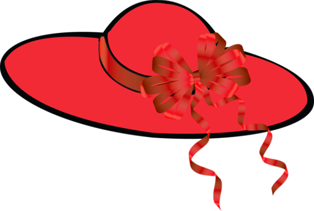 Womens derby hat clipart clip free Free Womens Hats Cliparts, Download Free Clip Art, Free Clip ... clip free