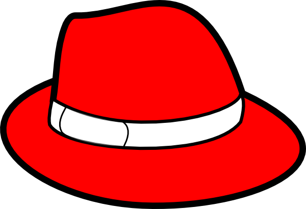 Womens hat clipart red hatters png stock Red Hat Picture   Free download best Red Hat Picture on ... png stock