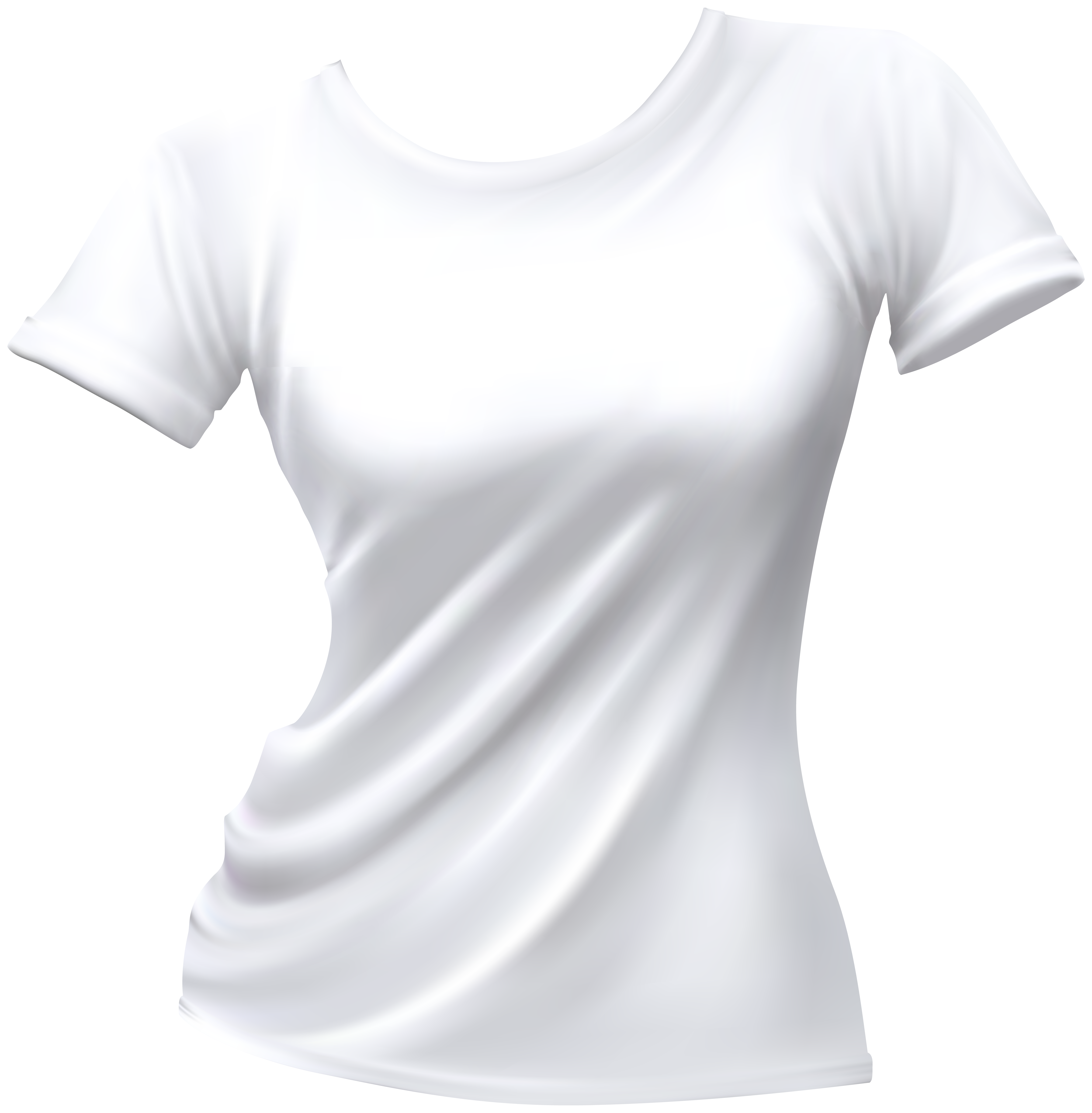 Womens t shirt clipart clipart free library Female T shirt White PNG Clip Art - Best WEB Clipart clipart free library