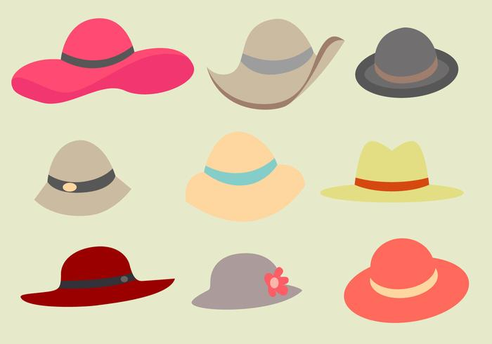 Womens wedding hat clipart svg black and white Hat Free Vector Art - (9,976 Free Downloads) svg black and white