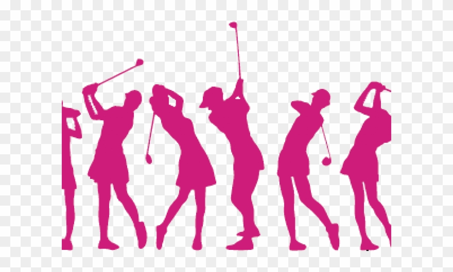 Ladies golf clipart images vector freeuse stock Ladies Golf Logo Clipart (#111580) - PinClipart vector freeuse stock