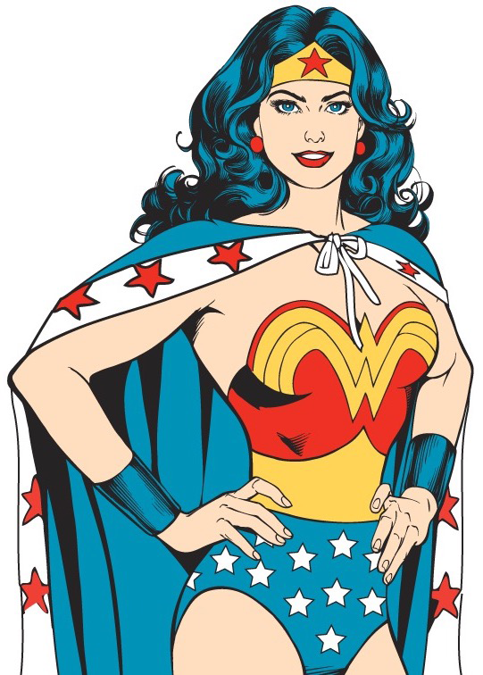 Wonder woman cartoon free clipart graphic black and white library Wonder Woman Cartoon Clipart Free Download Best Practical ... graphic black and white library
