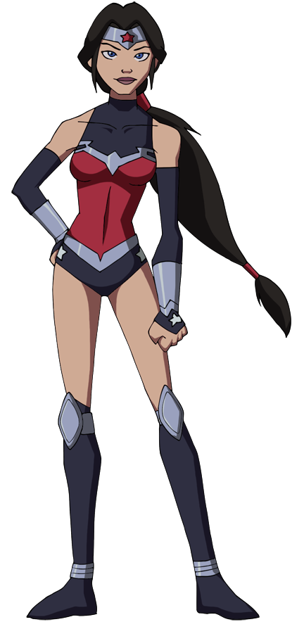 Wonder woman new 52 clipart jpg library stock Justice League: War Wonder Woman Cyborg The New 52 Drawing ... jpg library stock