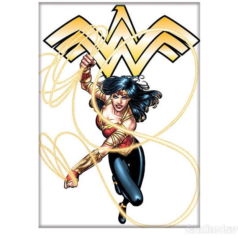 Wonder woman rope clipart image free library Wonder Woman Lasso Logo White Magnet - Clip Art Library image free library