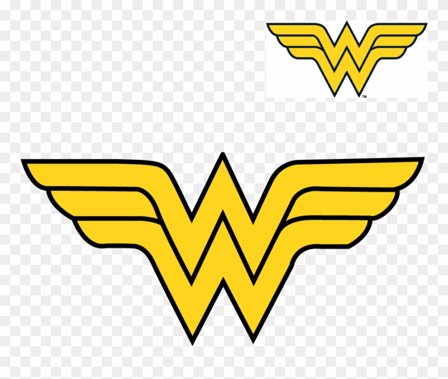 Wonder woman tiara clipart picture free stock Logo Wonder Woman Png Clipart Wonder Woman Superman ... picture free stock