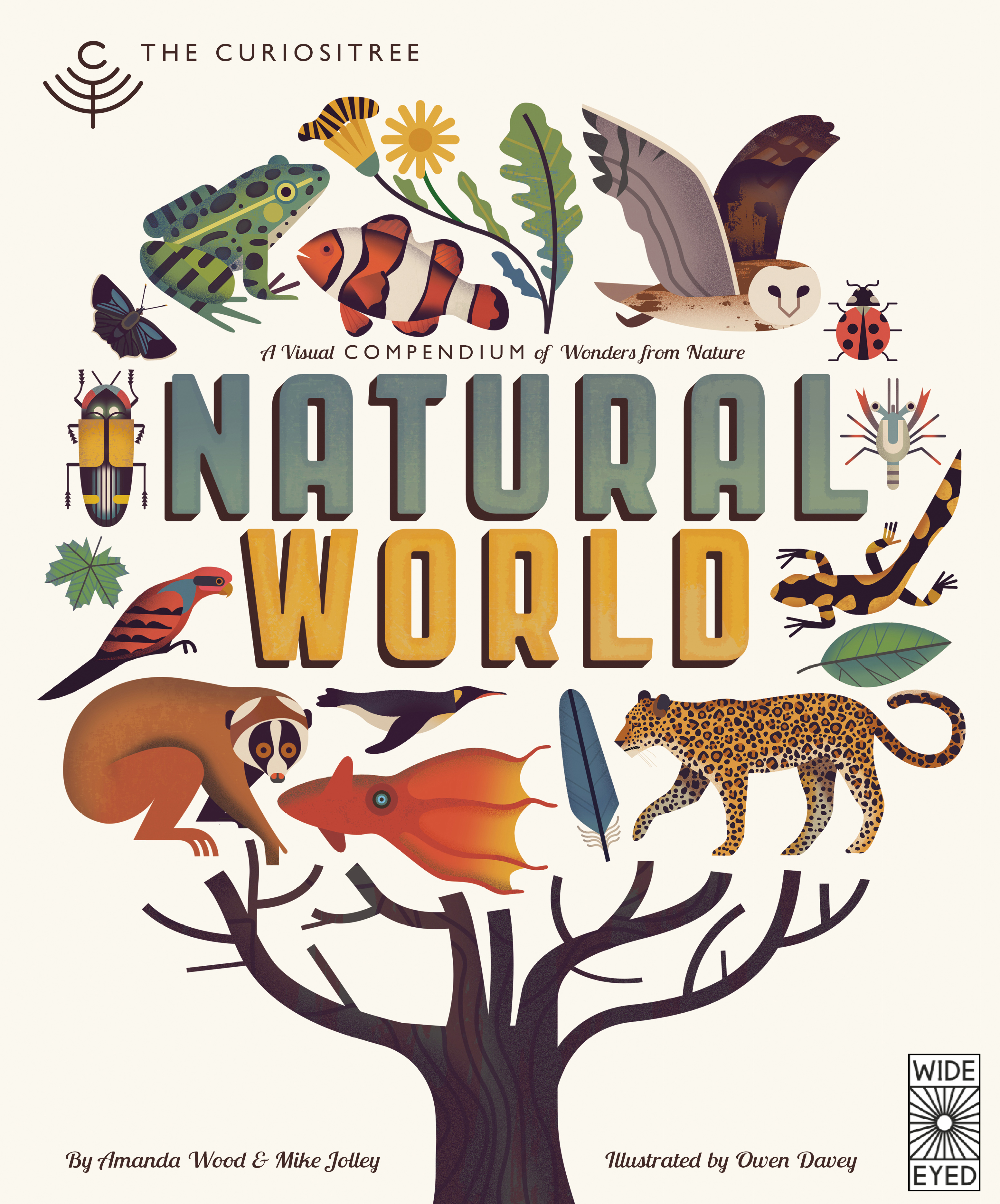 Wonders of nature clipart images vector freeuse library Natural World (Curiositree) - AJ Wood, Mike Jolley and ... vector freeuse library