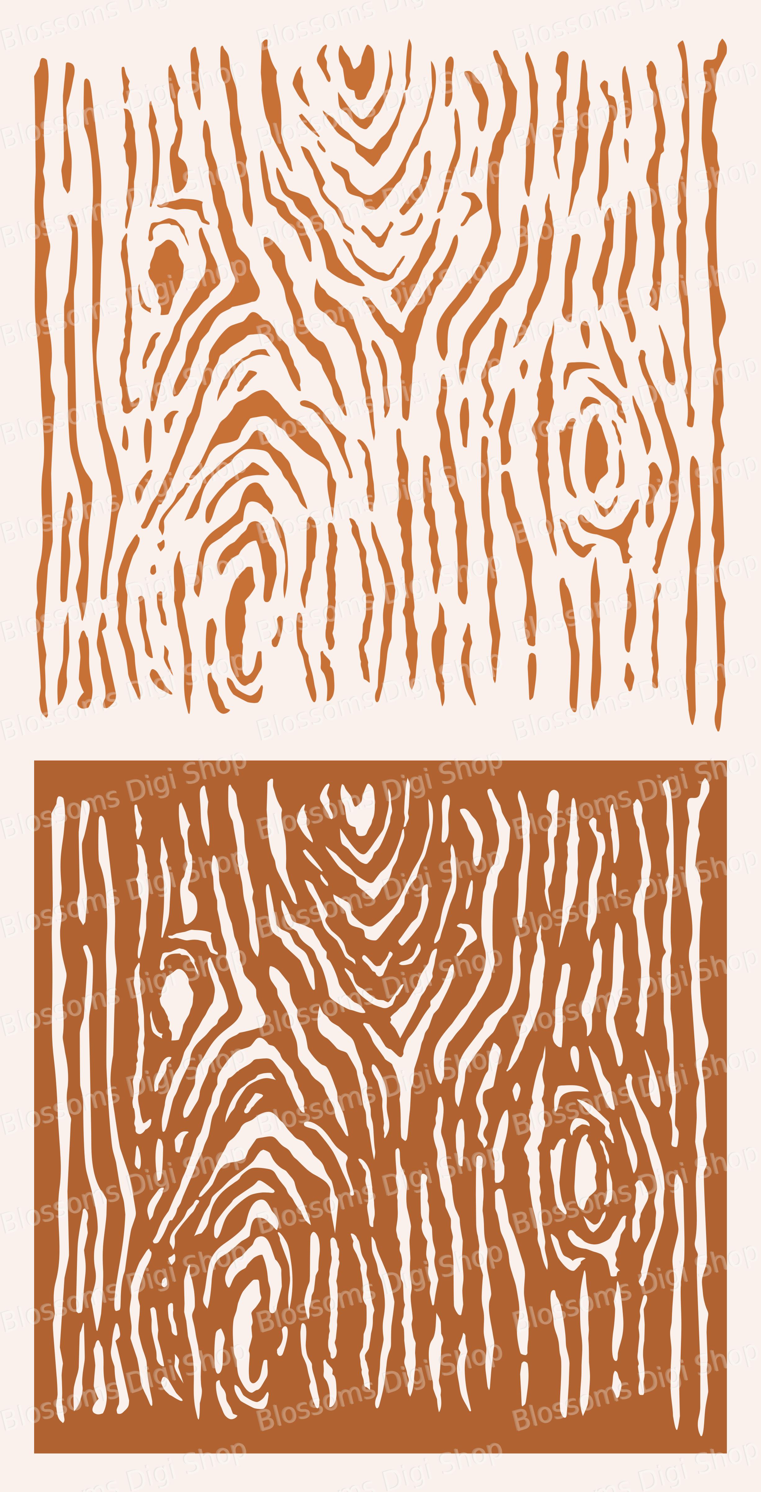 Wood bark clipart clipart royalty free stock Woodgrain stencil svg, digital download, eps file, wood ... clipart royalty free stock